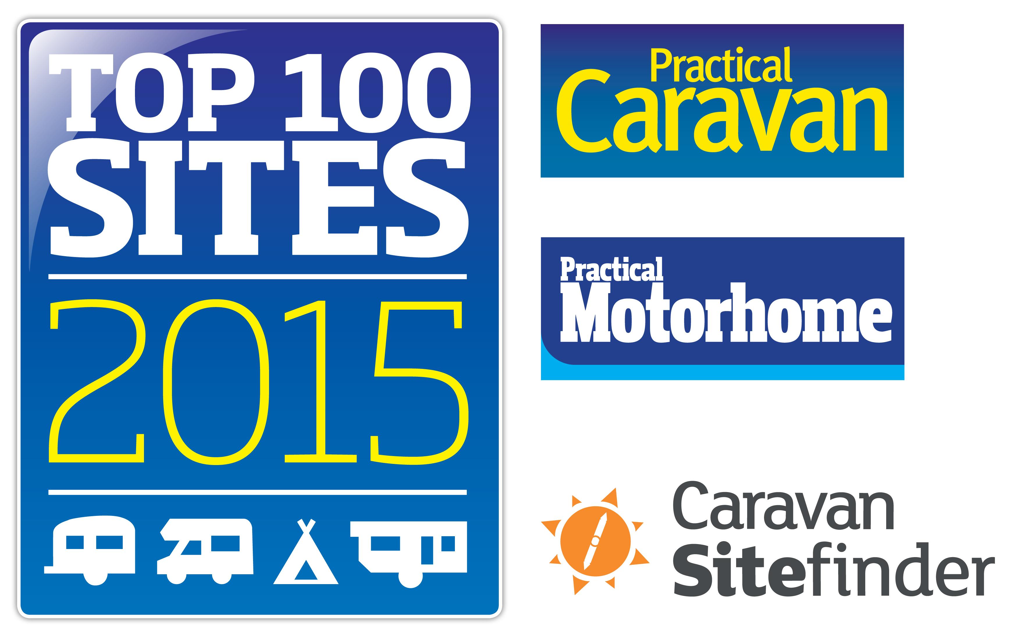 Top 100 Parks 2015