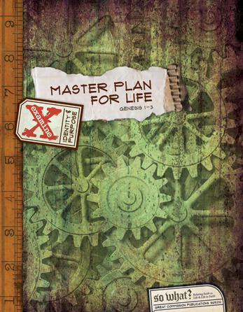 Master Plan for Life (Examine Student Bible Study) book