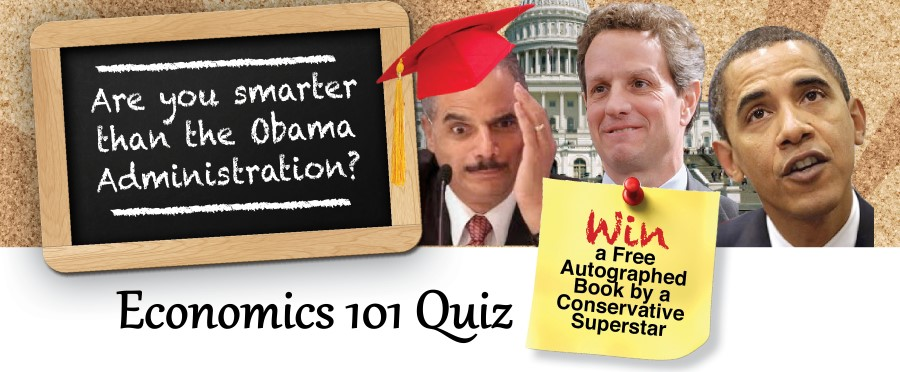 Are you smarter than the Obama Administration?