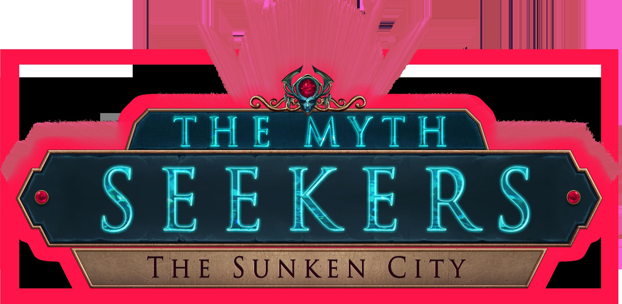 The Myth Seekers 2: The Sunken City [BETA]