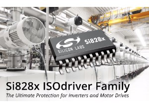 ISOdriver - Silicon Labs