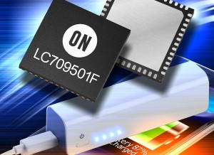 LC709501F - ON Semiconductor