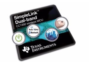 SimpleLink CC1350  - Texas Instruments