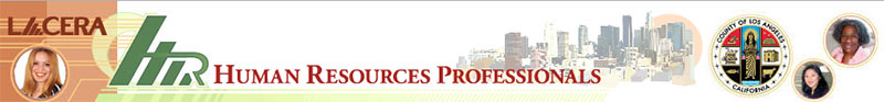 LACERA HR Professionals Website Banner