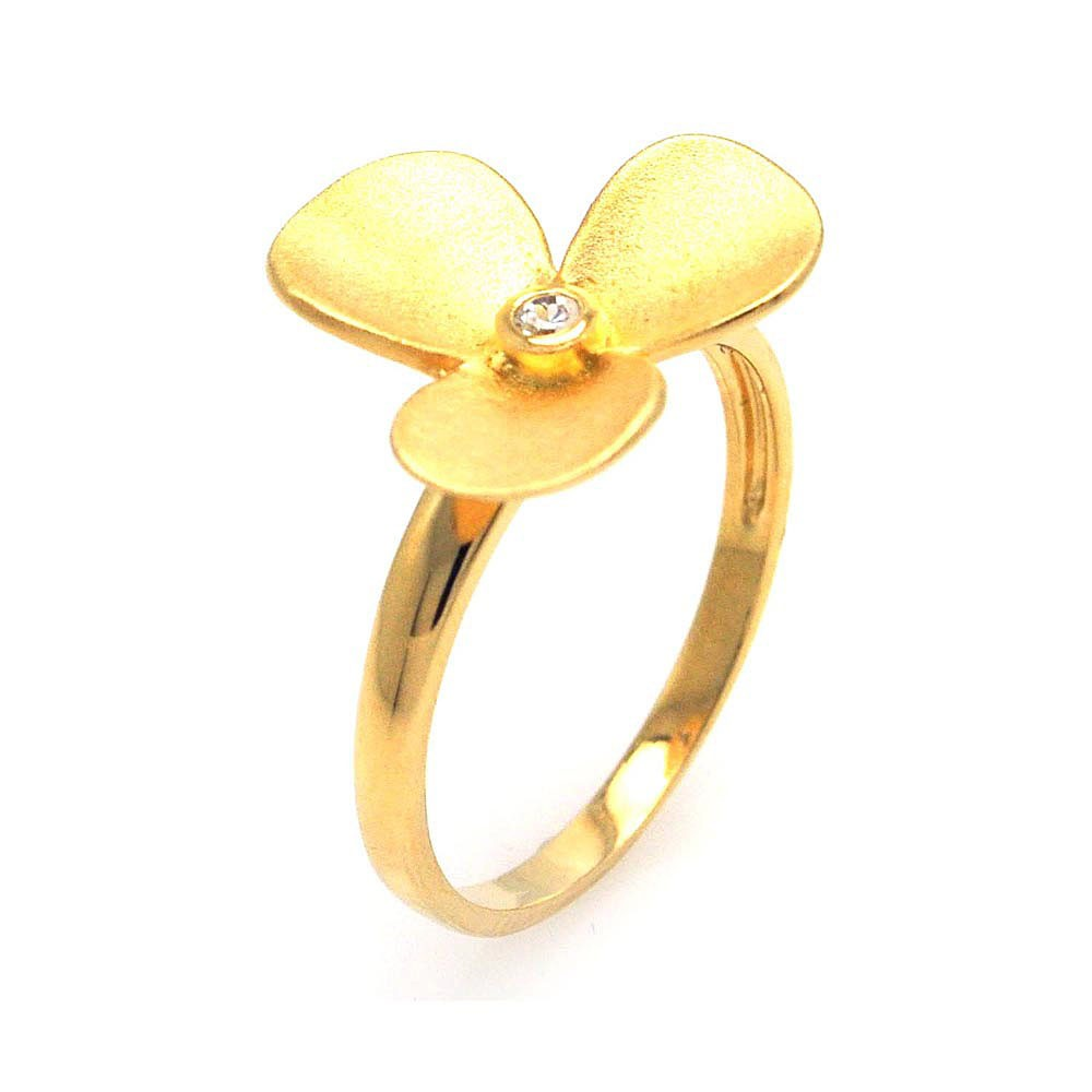 Dainty Clover Ring