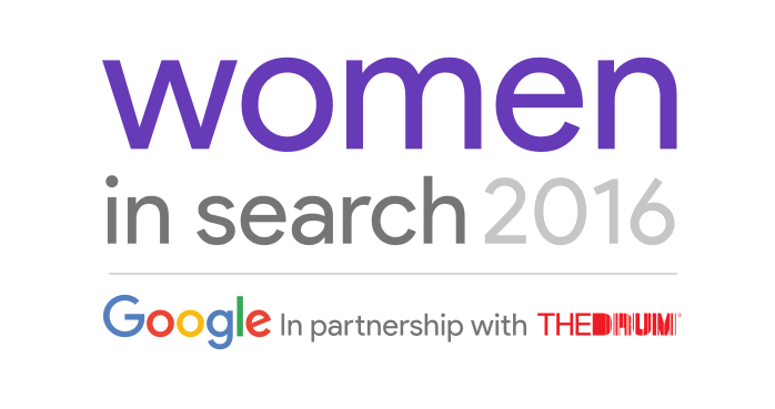 Women In Search Logo