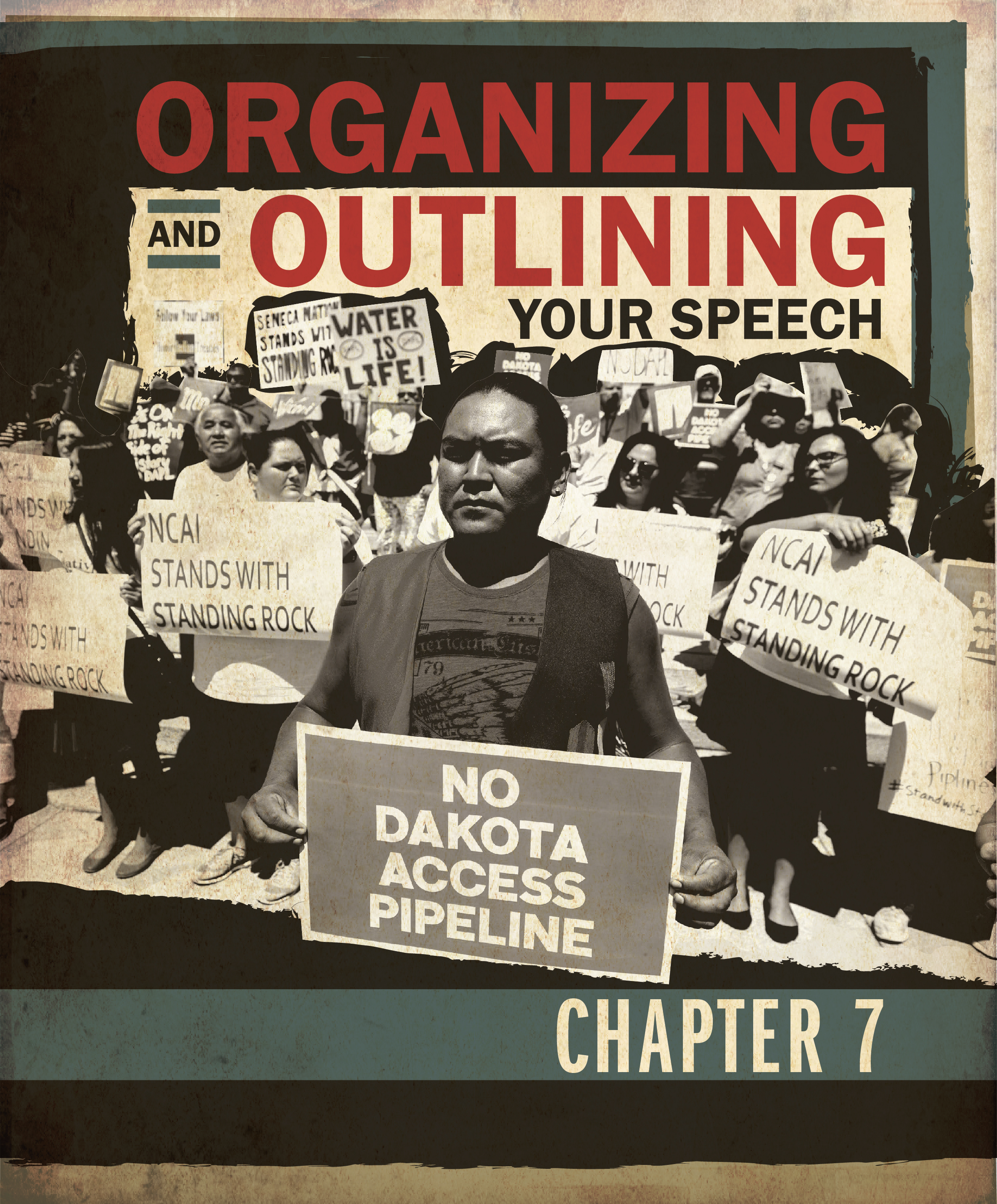 Chapter 7:  comparing speech organizing to organizing a protest