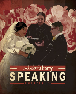Chapter 13:- community focus in celebratory speaking chapter