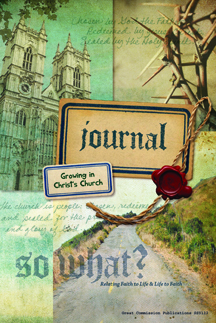 Student Devotional Journal