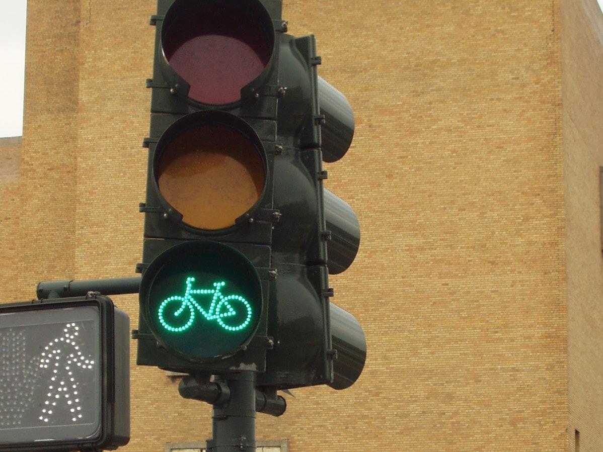 Bike signal