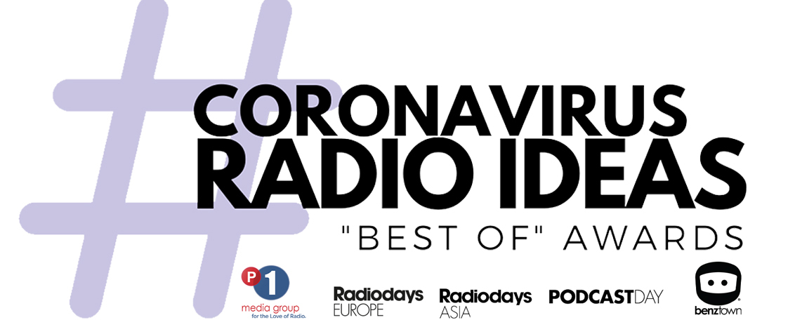 Corona Virus Radio REV2