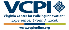 This image is the logo for the Virginia Center for Policing Innovation