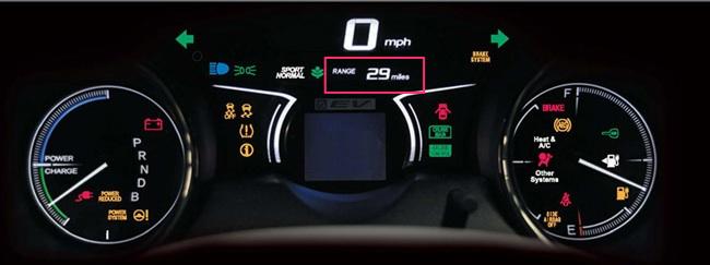Portland Honda Fit EV | Zipcar