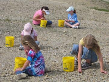 Fossil & Prairie Park Preserve & Center