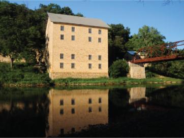 Motor Mill Historic Site