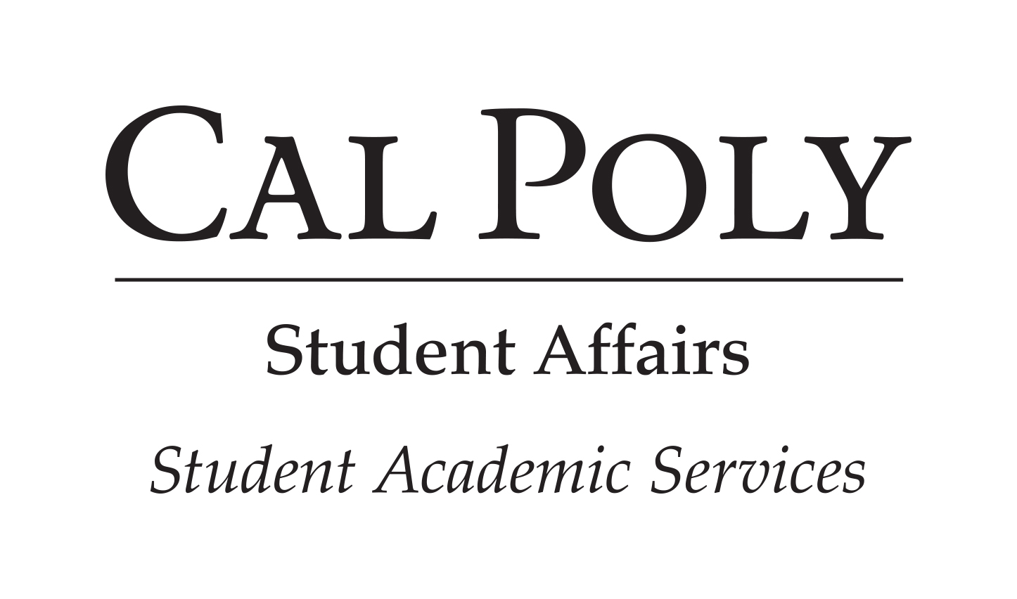 Student Academic Services logo