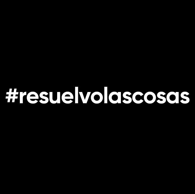 #resuelvolascosas
