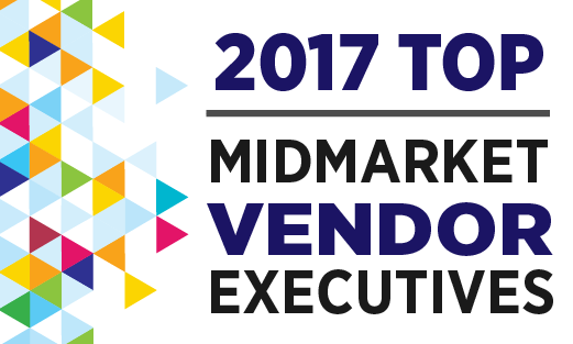 2017 Top Midmarket Executives Logo