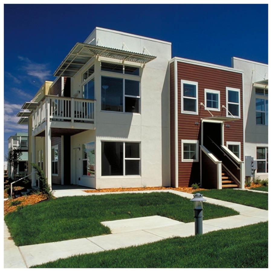 Medium density residential