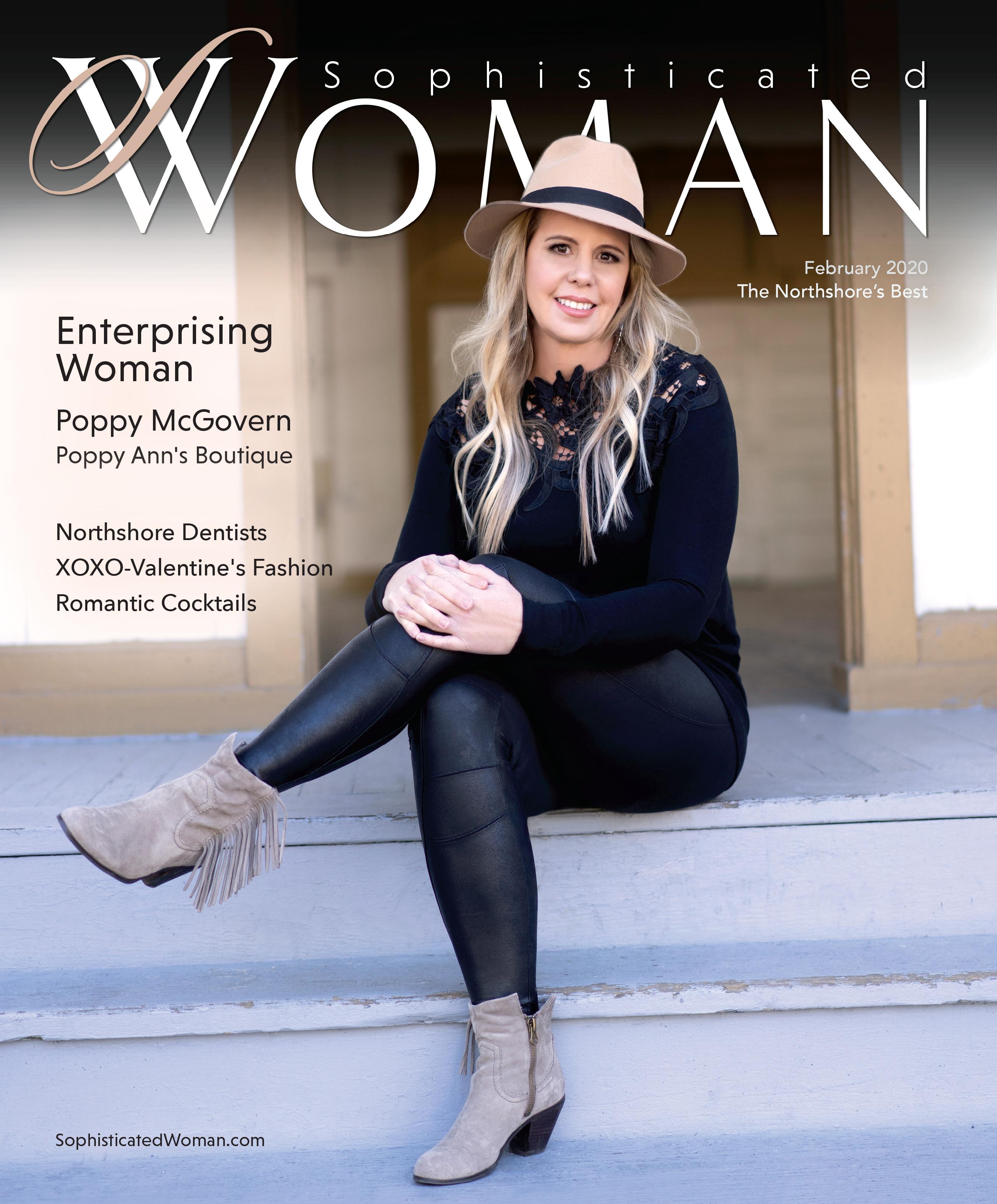 Poppy McGovern February 2020