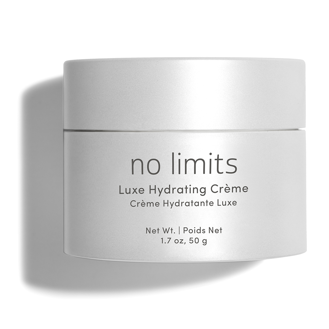 No Limits Luxe Hydrating Crème