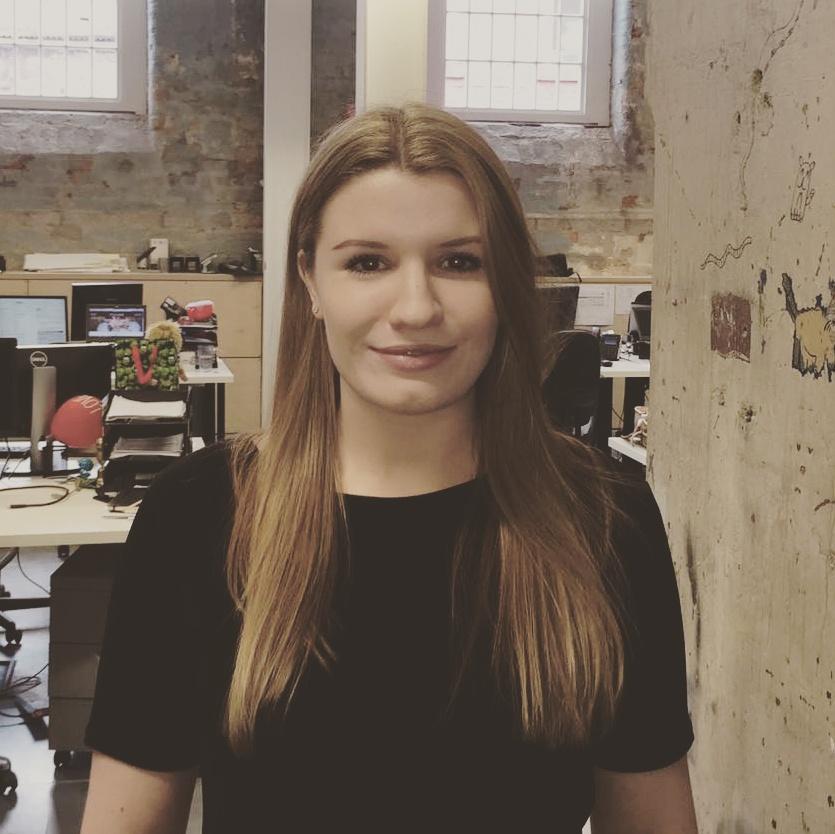 Emily McLaren, SEO Manager, Equator