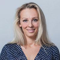 Polly Pospelova, Head of Visibility, Delete Limited