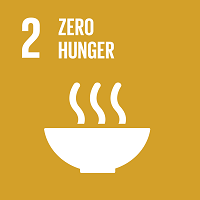Goal 2 - End hunger, achieve food security and improved nutrition and promote sustainable agriculture
