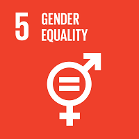 Goal 5 - Achieve gender equality and empower all women and girls