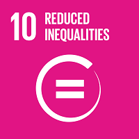 Goal 10 - Reduce inequality within and among countries