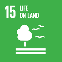 Goal 15 - Protect, restore and promote sustainable use of terrestrial ecosystems, sustainably manage forests, combat desertification, and halt and reverse land degradation and halt biodiversity loss