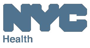 NYC DOHMH Logo in blue
