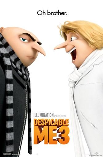 Despicable Me 3, PG
