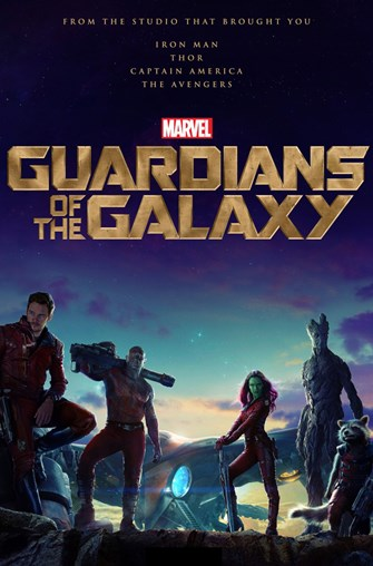 Guardians of the Galaxy, PG-13