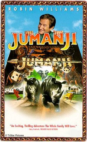 Jumanji (1995), PG
