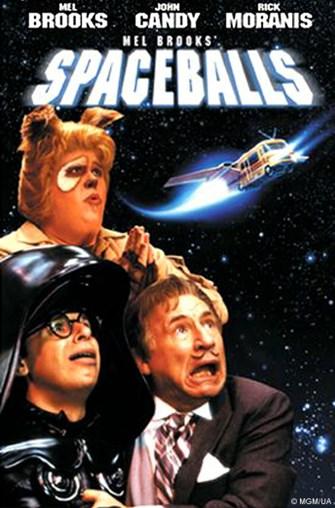 Spaceballs, PG