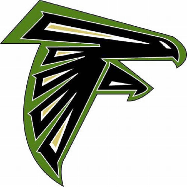 Falcon High School logo