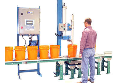 Pail Filling System