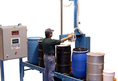 Single Drum Filling System