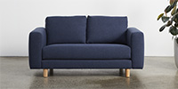 2 Seater - Midnight Blue