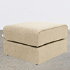 Sofa Bed Footrest - Flat White