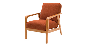 The Timber Arm Chair