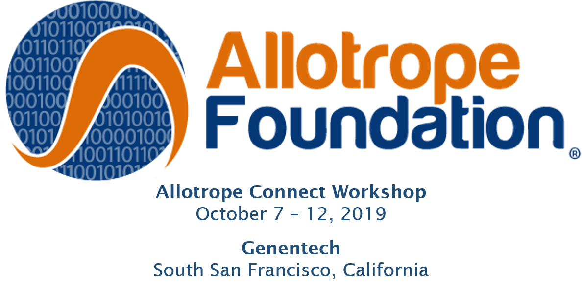 Fall 2019 Allotrope Connect Workshop