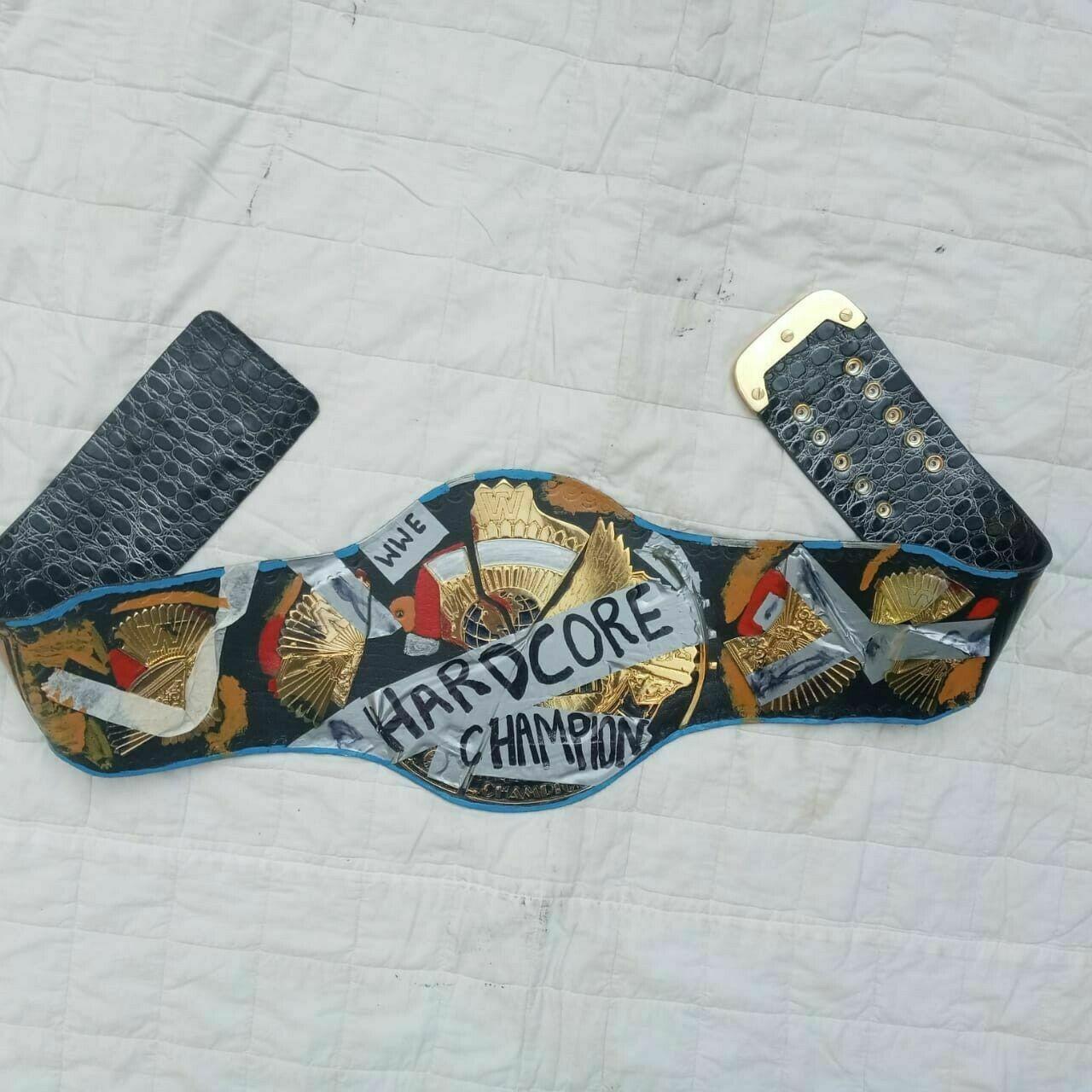 WWE Hardcore Championship Belt - $350