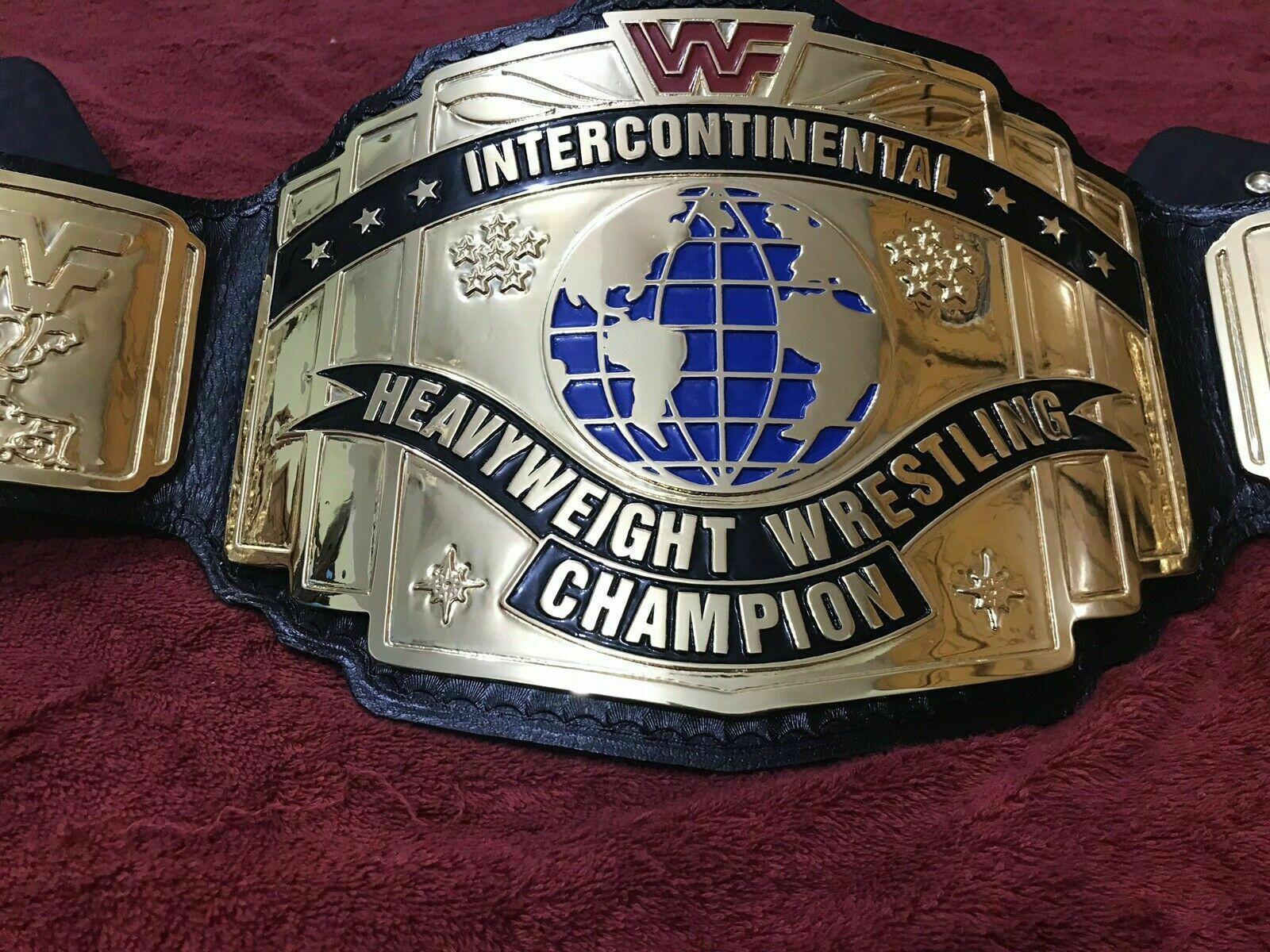 WWF Classic Intercontinental Championship Belt - $325