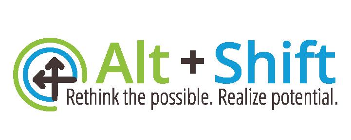 alt shift logo