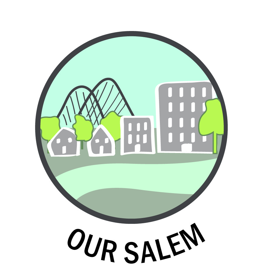 Our Salem logo