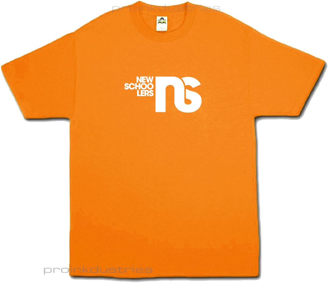 White 2008 Logo/Orange
