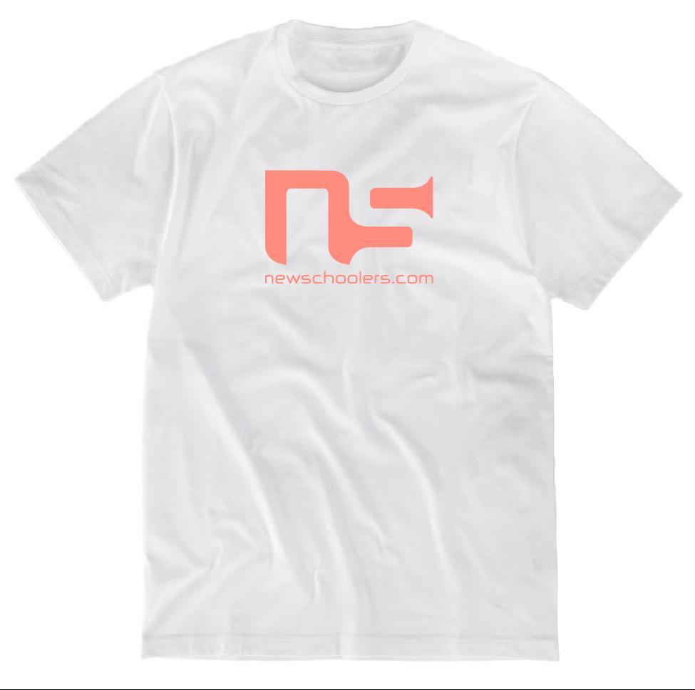 Coral OG Logo/White
